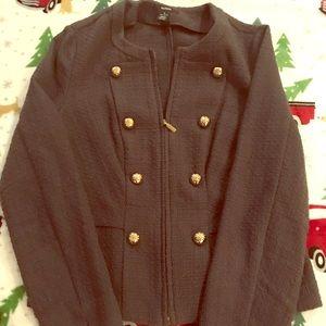 Alfani Short Waisted Jacket, Sz 6